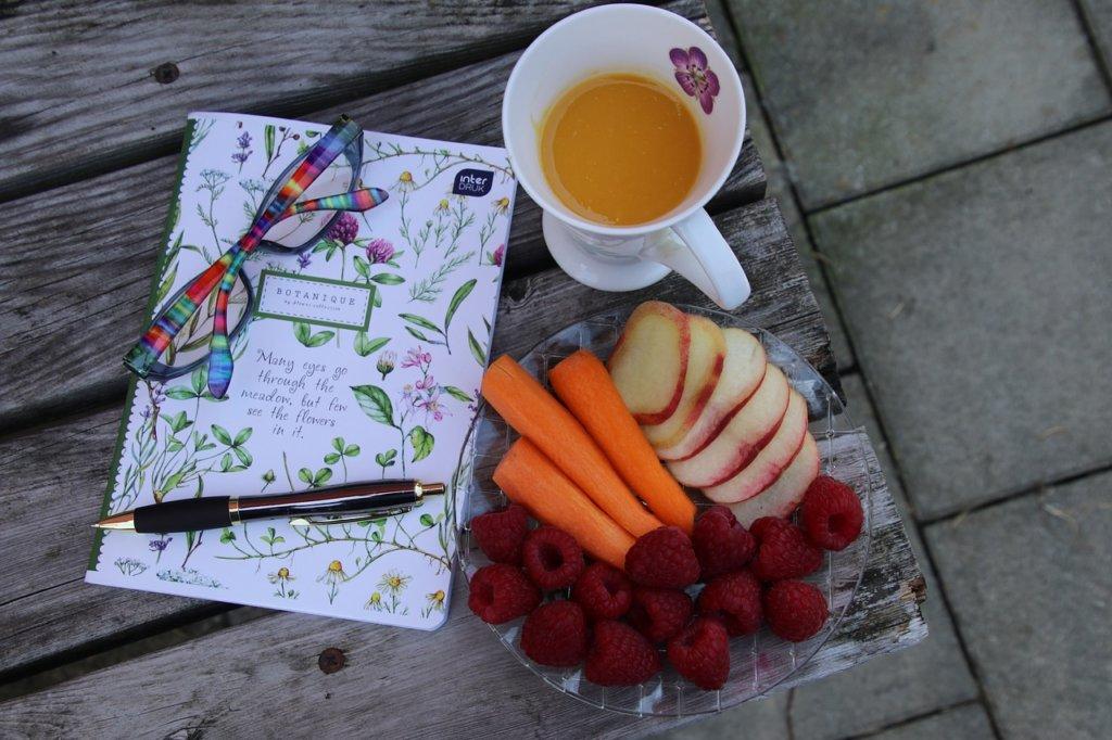 Journalschreiben für Gartenfreunde